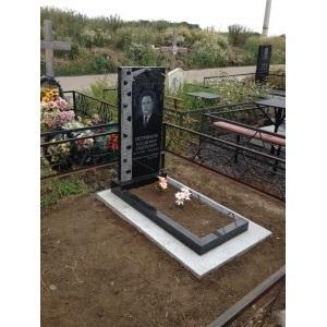 Одинарные памятники и надгробия